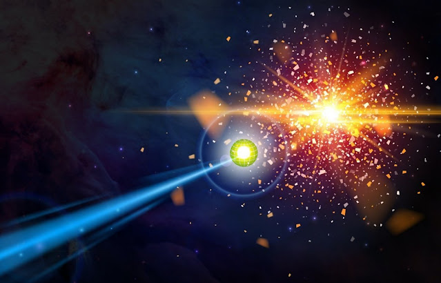 Rate of nuclear reaction in exploding stars