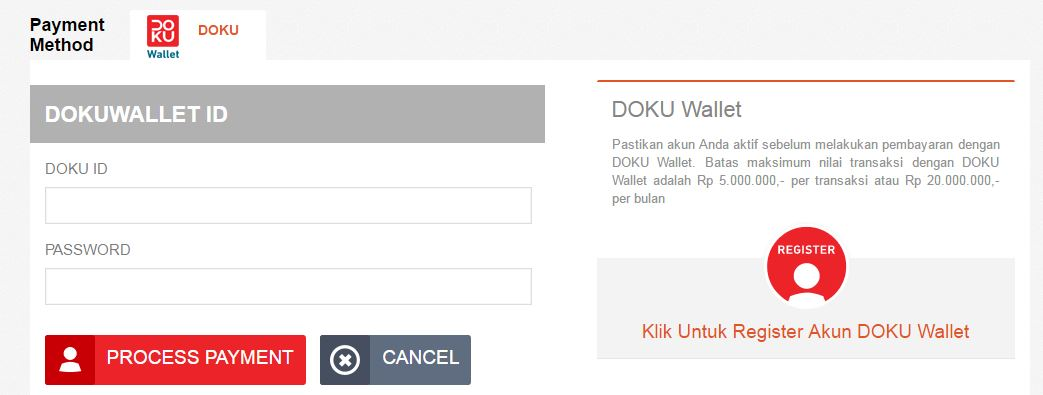 Bayar Tiket Air Asia dengan E-Wallet DOKU   Know Language, Know
