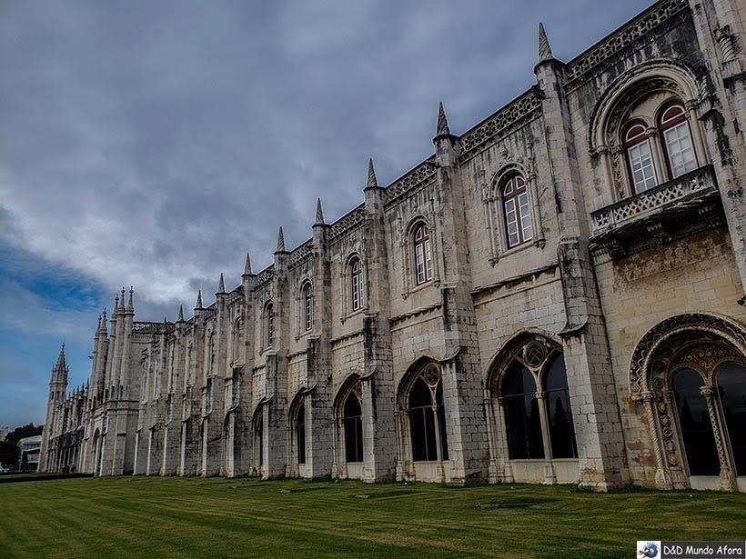 Mosteiro dos Jerónimos - O que fazer em Lisboa, Portugal