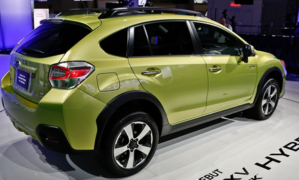 2015 Subaru XV Crosstrek Rumors