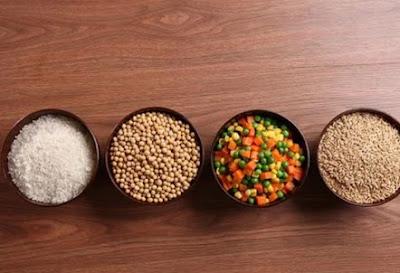 পুরো শস্য এবং পুরো গমের মধ্যে পার্থক্য Difference Between Whole Grain and Whole Wheat
