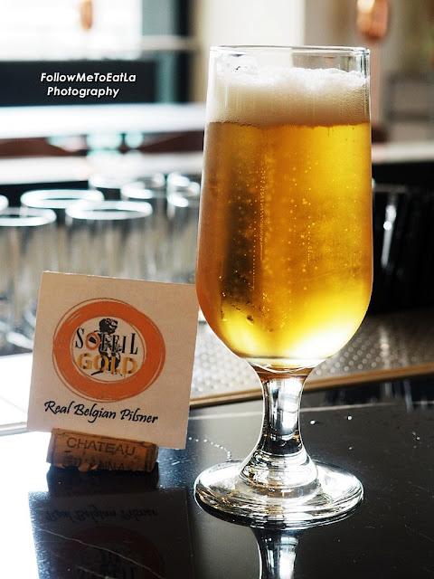 SOLEIL Gold - Real Belgian Pilsner