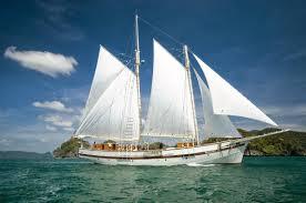 Jenis Kapal Menurut Bahan dan Alat Penggeraknya, kapal layar
