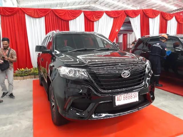 Menjadi Mobil Nasional Setelah Mobil Timor