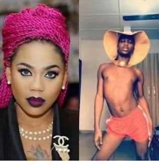 Toyin Lawani's Staff Gets Huge Tattoo of Her Name On His Butt [Photo]