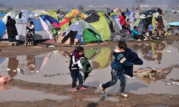 Syrian refugees: more than 5m have now fled country, says UN