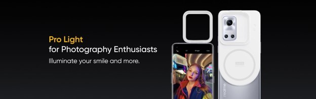 realme launches MagDart, the world's fastest magnetic wireless charging technology