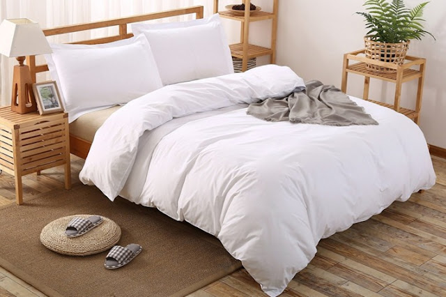 difference between duvet cover and comforter cover