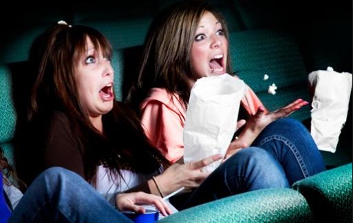 Manfaat Nonton Film Horor