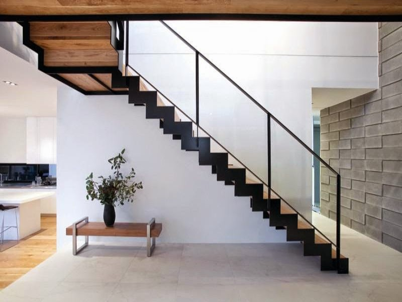 Design Stairs for Minimalist Home Decor
