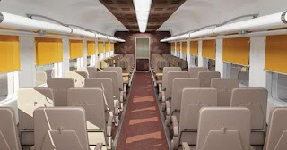 Tejas Express by Indian Railway soon