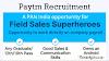 Paytm Recruitment 20000 Jobs Apply Now