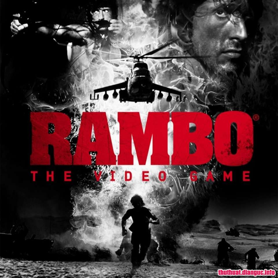 Download Game Rambo The Video Game RELOADED Fshare