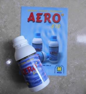 aero 810 perekat - perekat pembasah