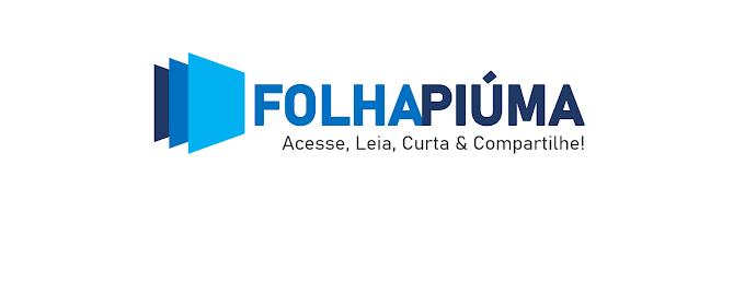DE VOLTA: Folha Piúma lança site em março!
