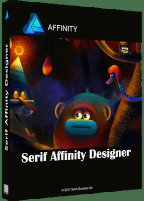 Serif Affinity Designer 1.6.4.104