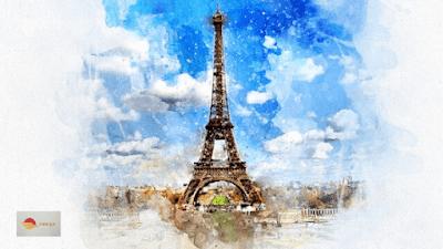 تقرير مبسط عن فرنسا