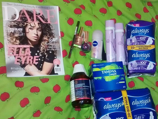 Mini Beauty & Essentials Haul: Superdrug, New Look and Accessorize