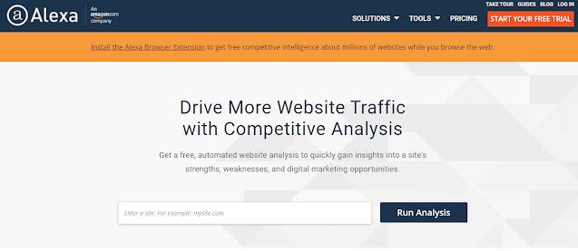 Alexa-Site-Info