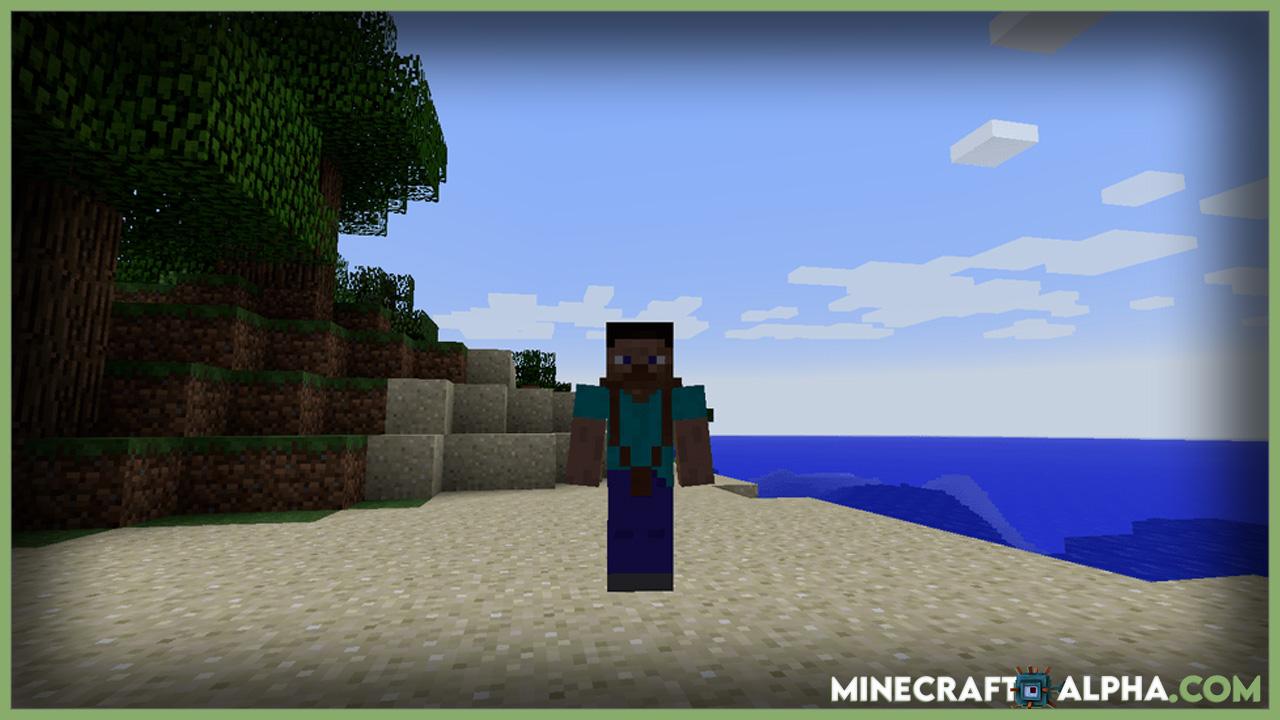 Minecraft Mankini Mod 1.17.1