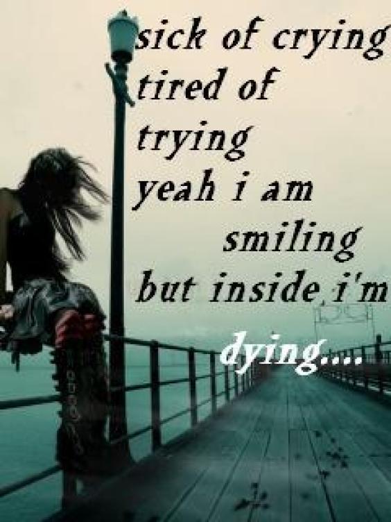 girl feeling sad quotes - photo #11