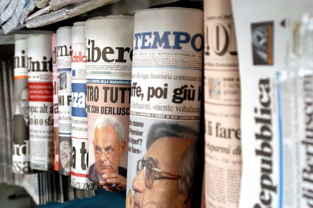 Contributi pubblici ai giornali, quali nel 2019, ecco la lista e gli importi