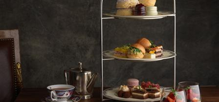 RAINCOUVER: Hotel Vancouver embraces rainy season with a twist on afternoon tea