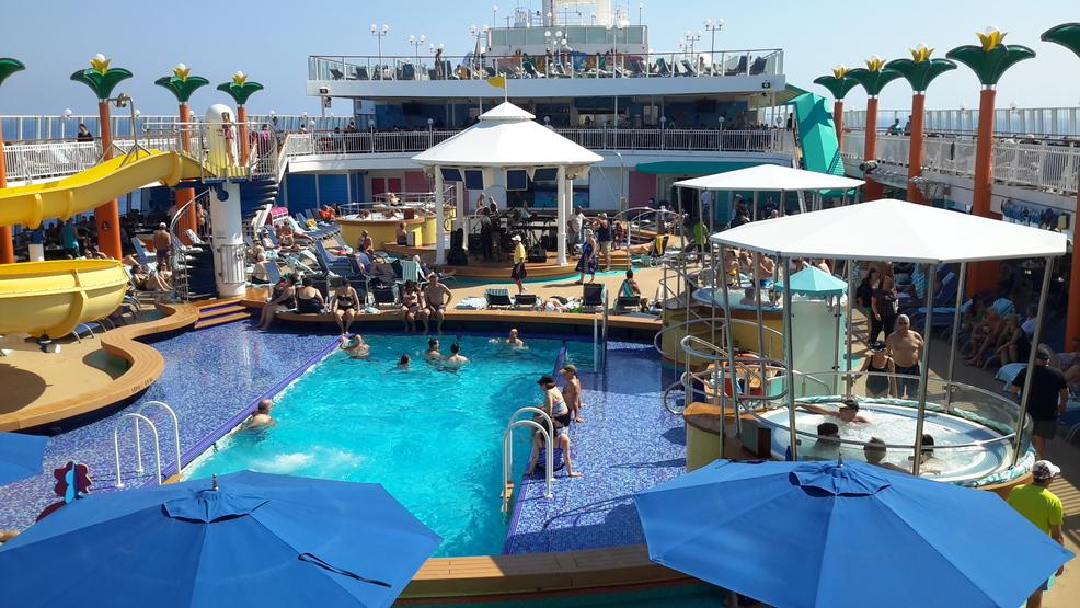 Ray's Cruise & Travel Blog: Norwegian Jewel Panama Canal