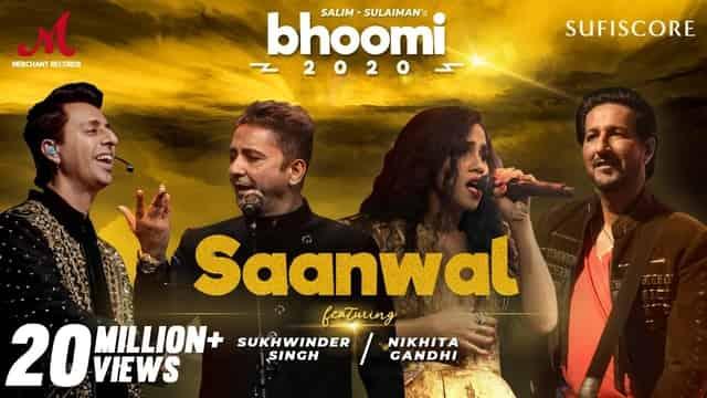 सांवल Saanwal Hindi Lyrics - Bhoomi | Sukhwinder Singh