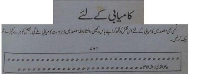 Har Maqsad Mein Kamyabi Ka Taweez