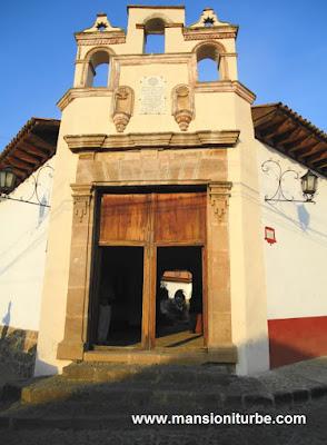 Antiguo Colegio de San Nicolas Obispo hoy el Museo en Pátzcuaro