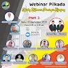 Alumni Ikatan Mahasiswa Sijunjung (IMAS) adakan Webinar  dialog pilkada  mencari pemimpin Sijunjung  via aplikasi zoom