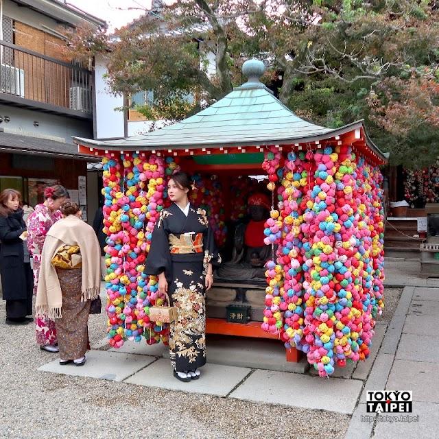 【八坂庚申堂】京都美照打卡熱點 古老寺院掛滿夢幻七彩許願猴