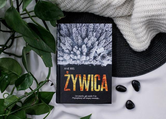 """""""Żywica"""" Ane Riel"""