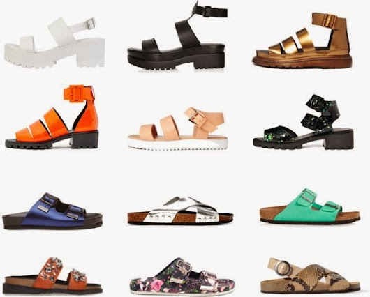 The Birkenstock's Fashion Come-back!