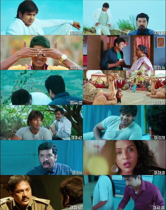 Aaj Ka Nayak 2019 Hindi Dubbed 720p 480p Full Movie Download