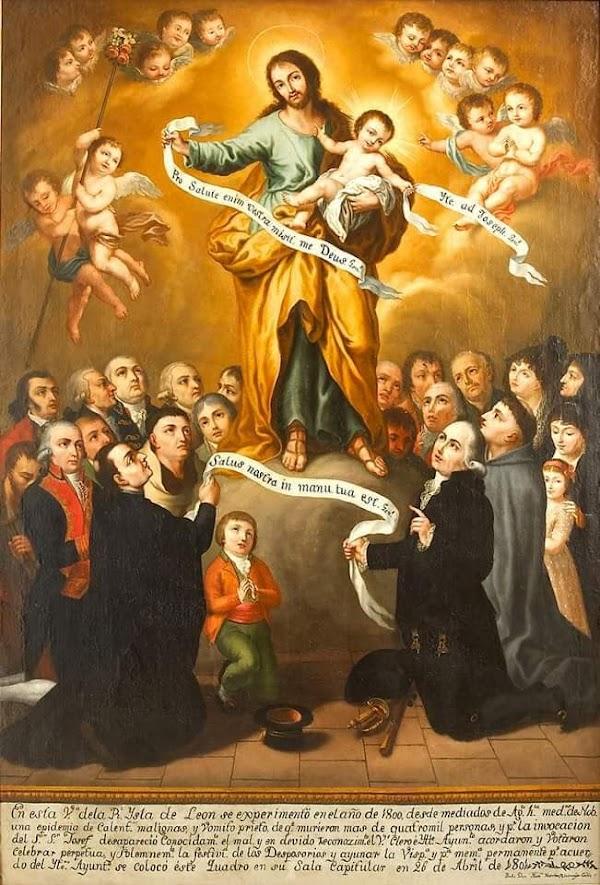 San José de San Fernando sigue adelante con su procesión del 1 de Mayo