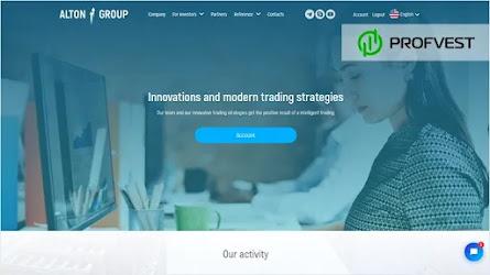 🥇Alton-Group.com: обзор и отзывы [HYIP СКАМ]