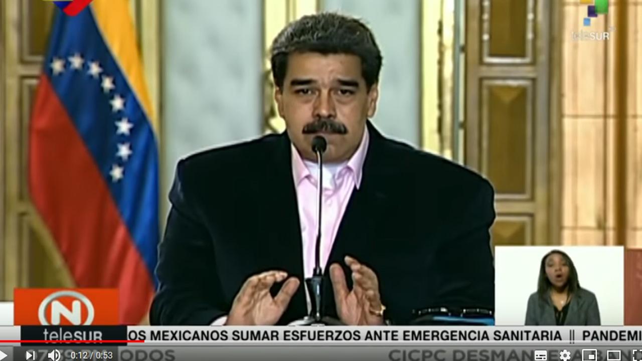 Rusia, Irán y Cuba rechazan acusaciones de EEUU contra Venezuela