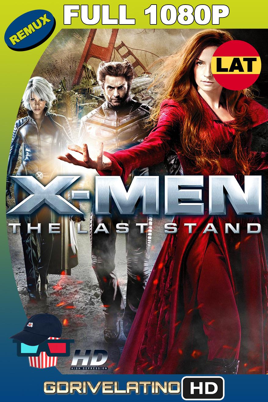 X-Men 3 : La Decisión Final (2006) BDRemux 1080p Latino-Ingles MKV