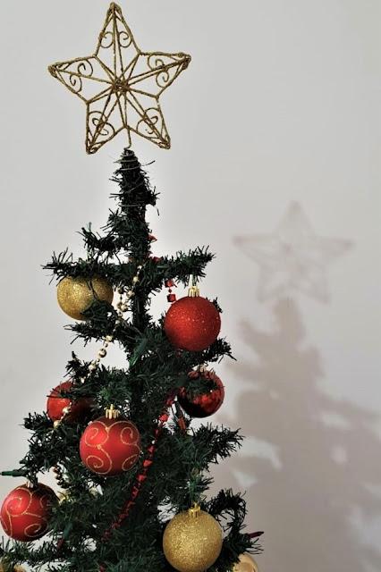 Já vem perto o Natal!