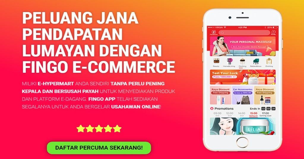 Fingo Online Worldwide Jana Wang Dari Rumah Copy Paste Facebook