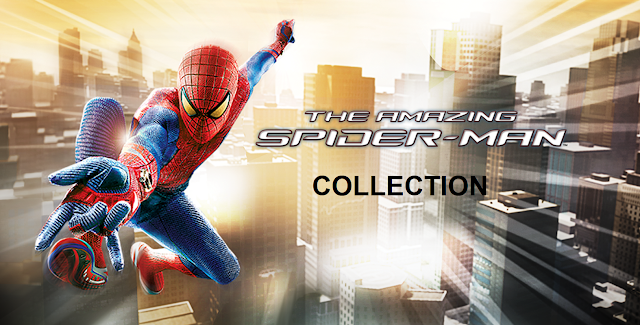 Spider-Man: The Amazing Collection (2012-2014) [MULTi6 + All DLCs] for PC [14.1 GB] Full Repack