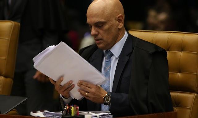 STF solta blogueiro Oswaldo Eustáquio, mas impõe restrições Ele está impedido de aproximar-se da Praça dos Três Poderes