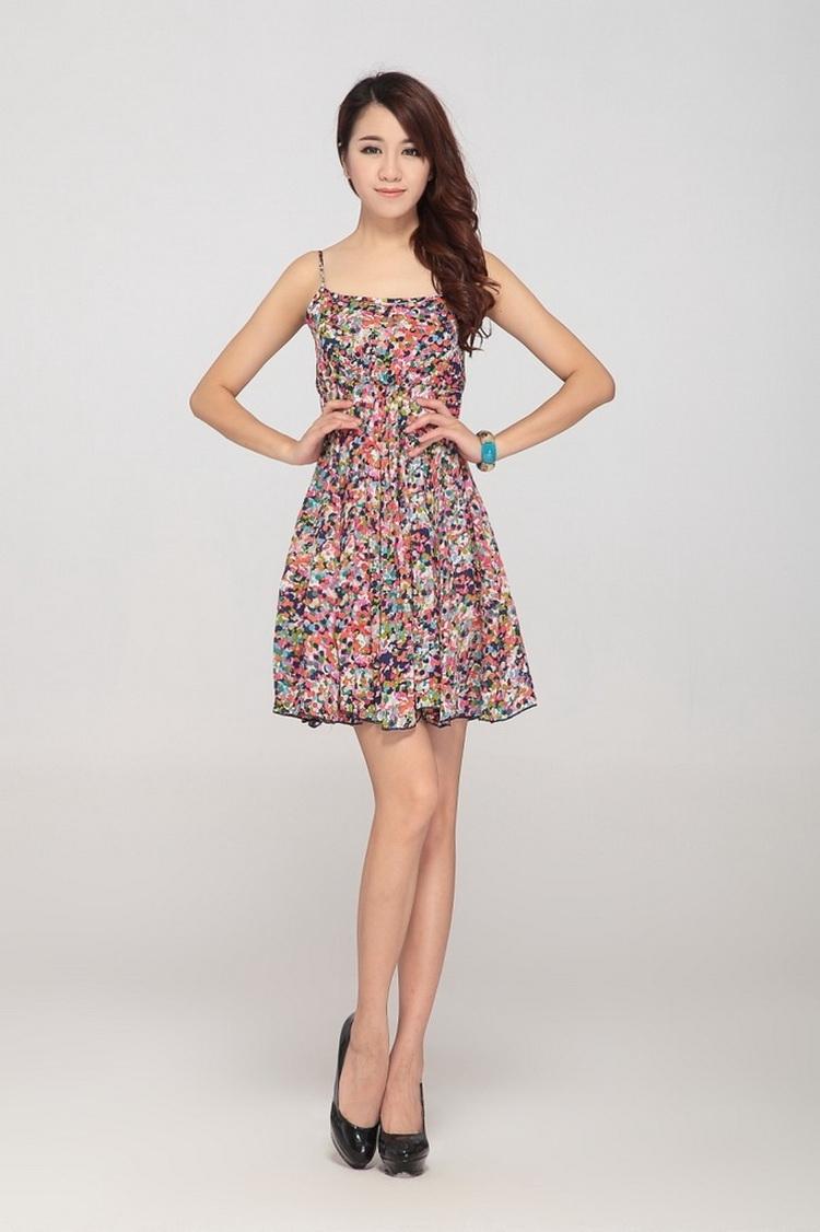 Vestidos bonitos cortos de verano – Vestidos largos 15faa24b954