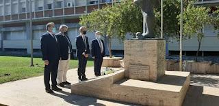 Συνάντηση Στ. Αναστασόπουλου με το Δήμαρχο Θεσσαλονίκης