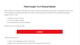 Survey Telkomsel