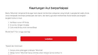 Survey Telkomsel