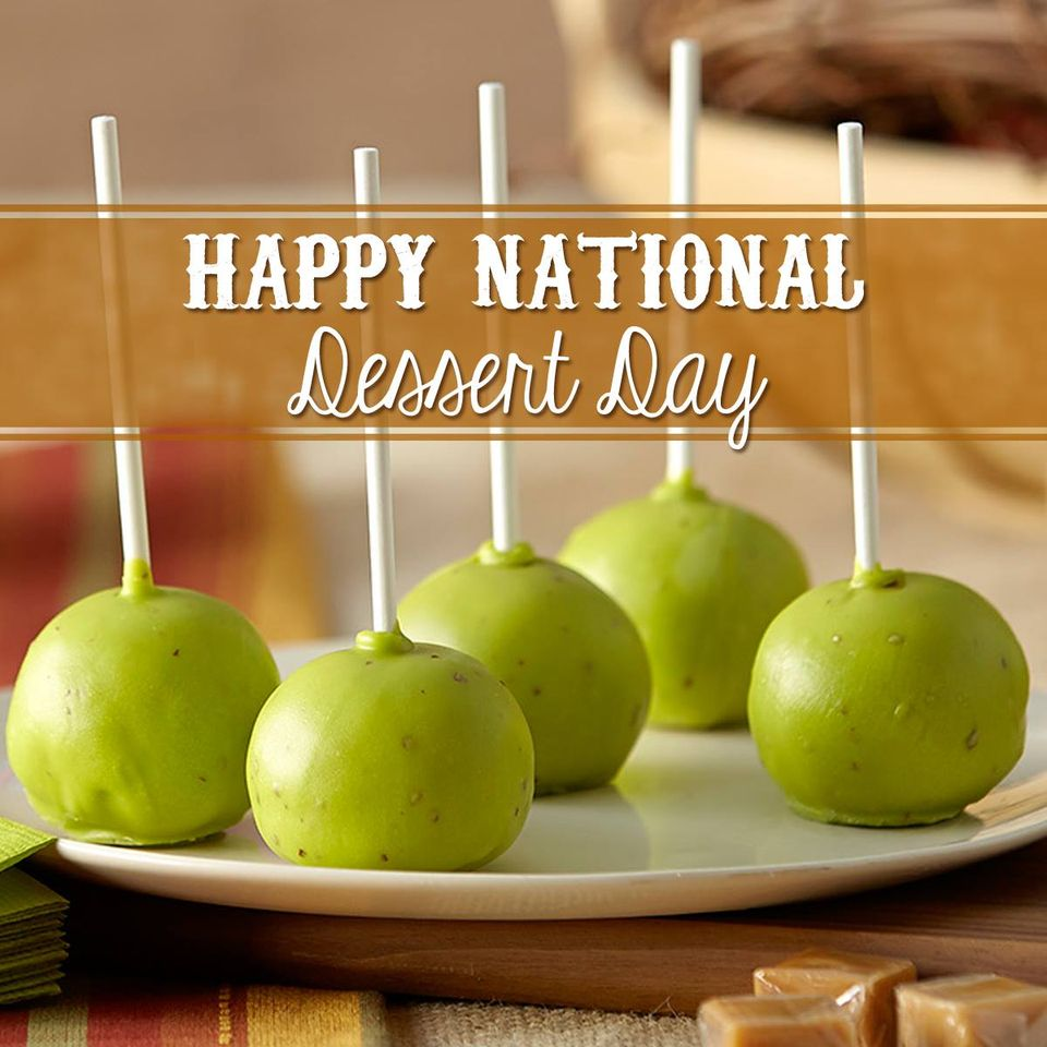 National Dessert Day Wishes pics free download