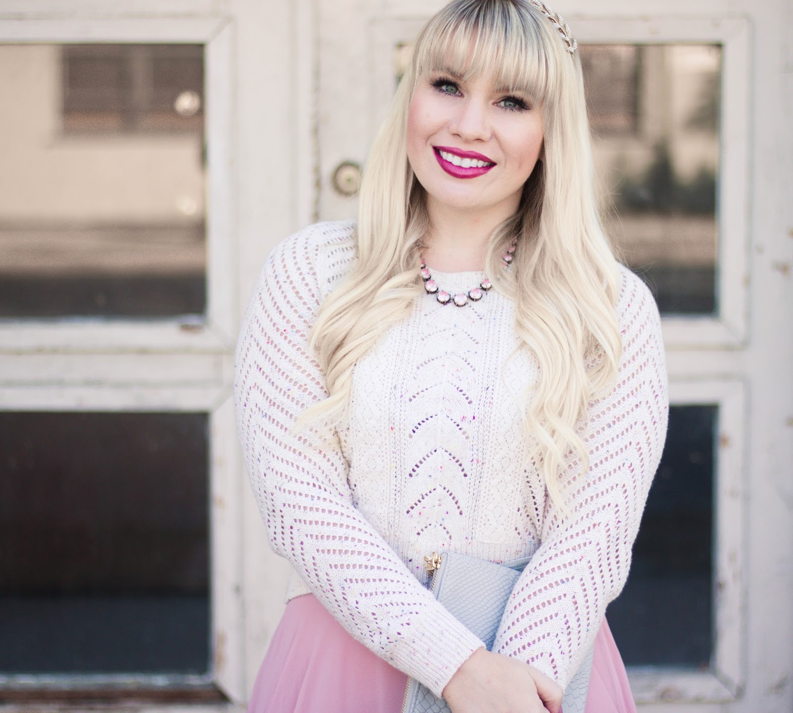 A Day in the Life of a Fashion Blogger by popular California fashion blogger Lizzie in Lace